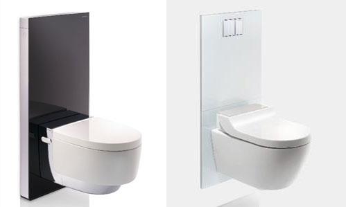 geberit aquaclean erfrischende vielfalt. Black Bedroom Furniture Sets. Home Design Ideas